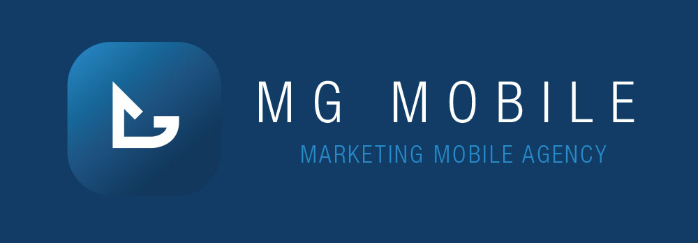 Logo MG Mobile Marketing Mobile Agency